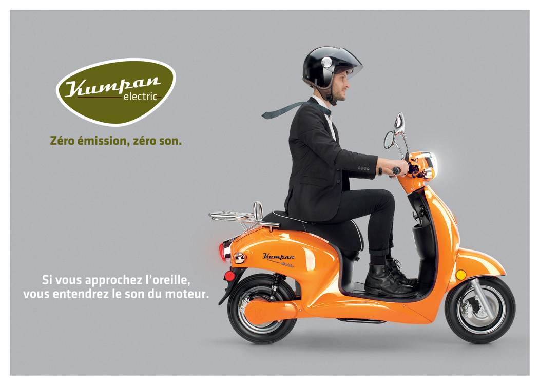 profitez de cet t sur un scooter lectrique kumpan et conomisez gr ce l 39 offre nos membres or. Black Bedroom Furniture Sets. Home Design Ideas